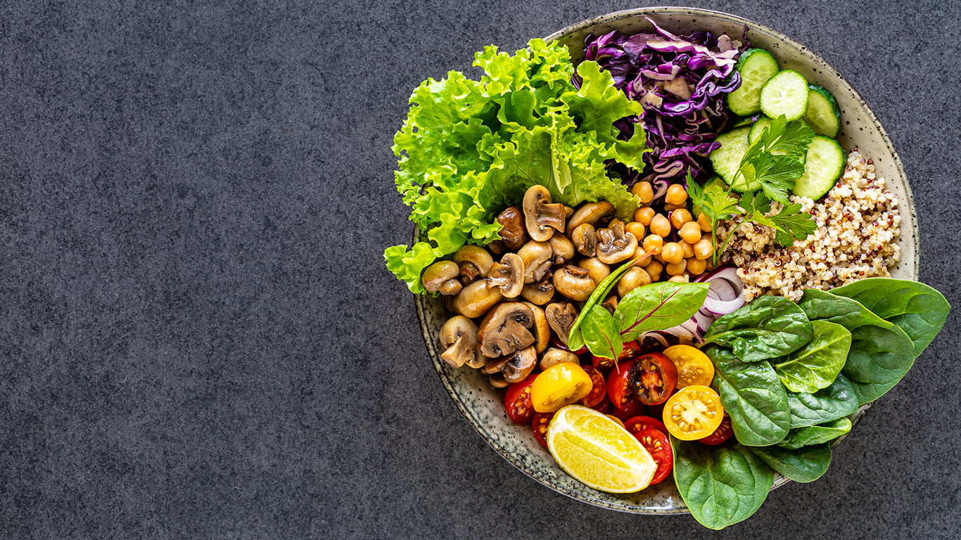 Are Vegetarians More Prone To Hair Loss?