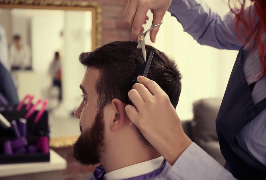 man hair cut maxim hair restoration