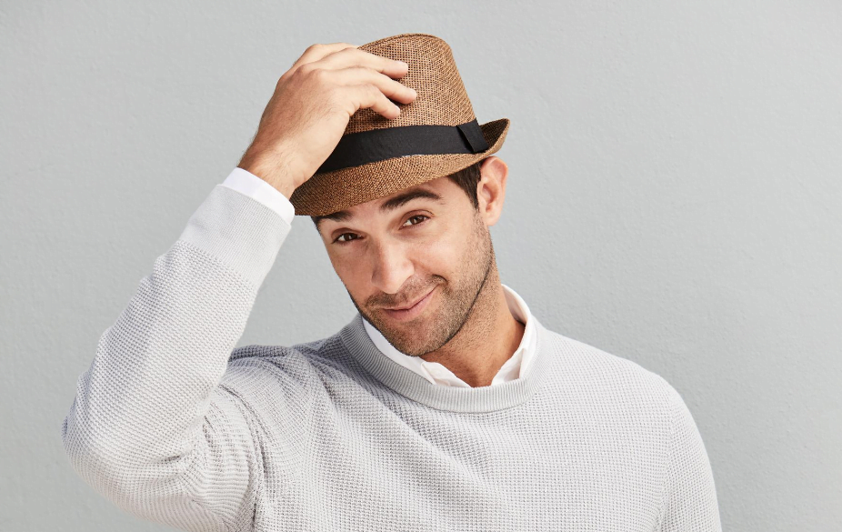 wearing a hat after hair transplant maxim