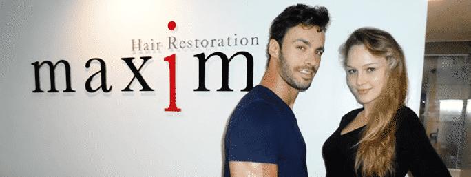 Hair Transplant - Hair Restoration - MAXiM Hair Restoration