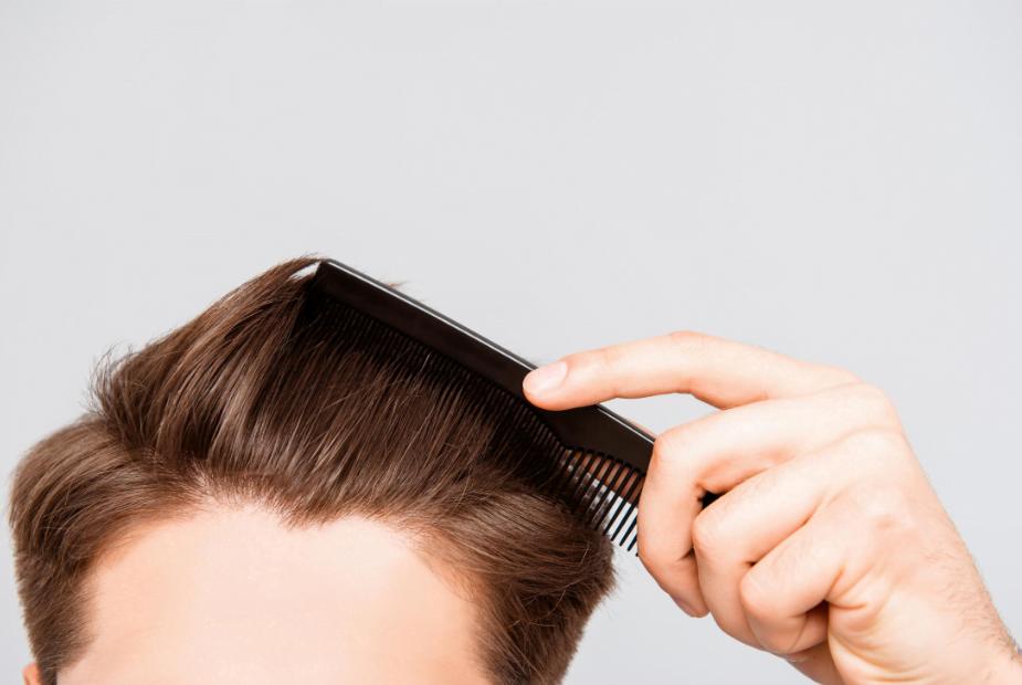 biotin for healthy hair maxim