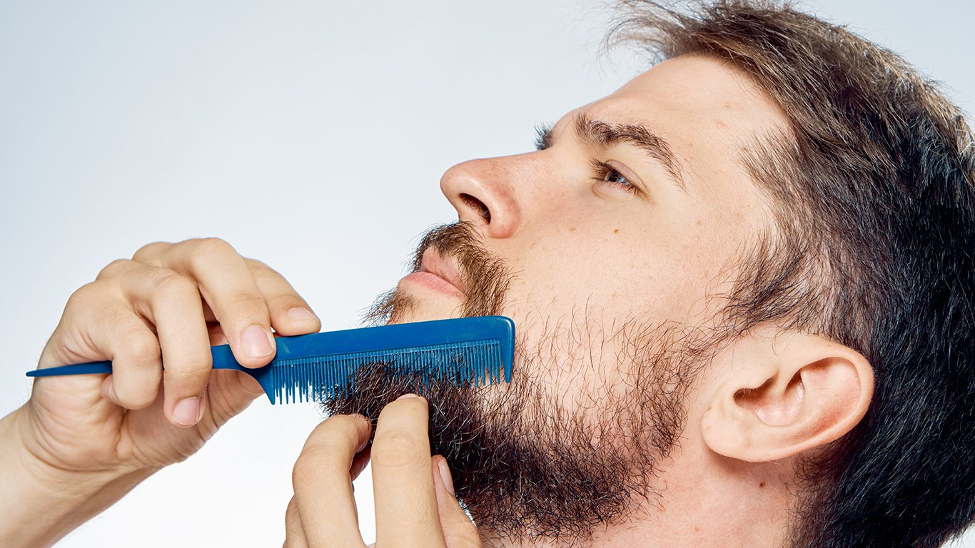 Facial Hair Transplant in New York