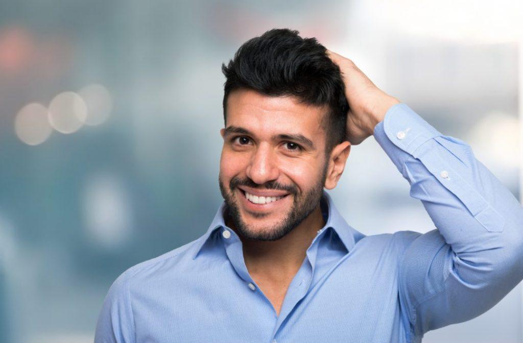 hair transplant vs hair plugs maxim
