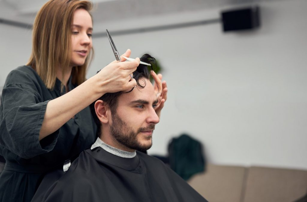 How to cut your hair for a Strip Hair Transplant?